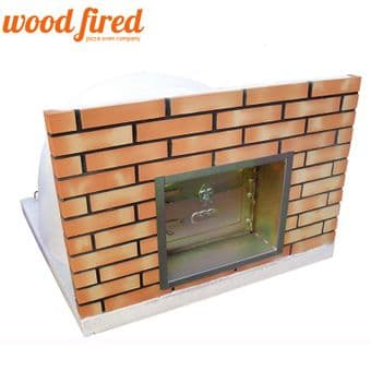 BUILD IN WALL PIZZA OVEN