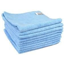 Microfibre Cloth x 10