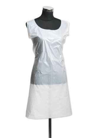 White Aprons Flat Pack - 100