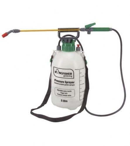 5 Litre Pump Action Pressure Sprayer