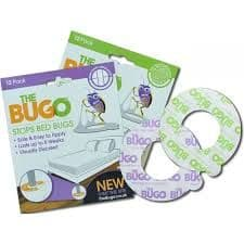 Bed Bug Sticky Traps x 12 - Soft Flooring