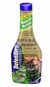 Cat Repelling and Deterring Crystal Gel 450ml