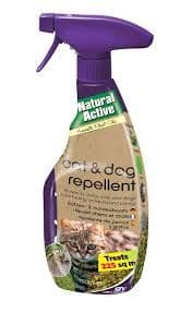 Dog Repelling and Deterring Spray 750ml