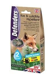 Fox Repelling and Deterring Granules