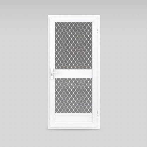 Heavy Duty SECURITY Fly Screen Door Model 2