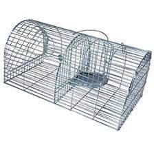 Humane Multi Catch Rat Cage Trap