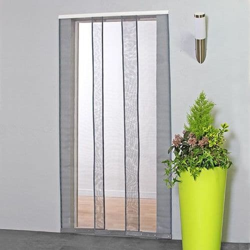 Mesh Strip Door Fly Screen  130cm x 230cm