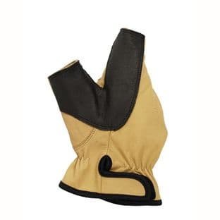 Archers Bow Glove for Left Hand