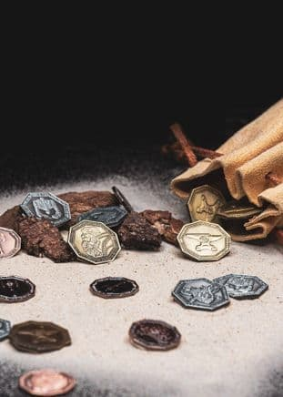 Dwarf Coins Set of 10