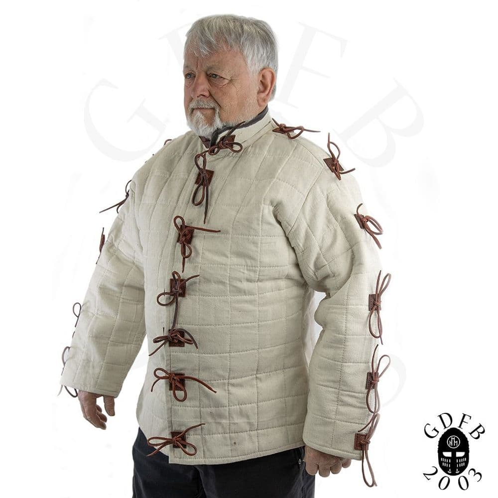 GDFB Arming Jacket with Leather Arm Ties