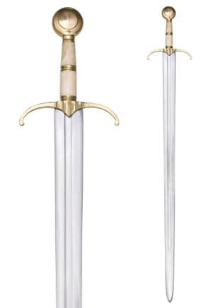 Guinegate Sword of Maximilian I with Scabbard