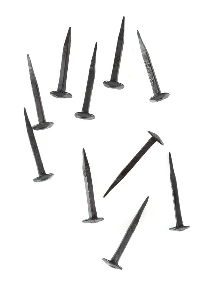 Hand Forged  Nails, Pack of 10