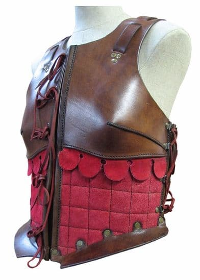LARP  Leather and Synthetic Armour