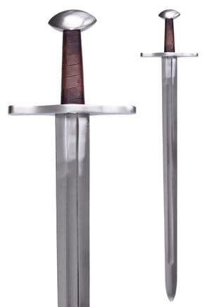 Late Viking Era Sword With Scabbard, Practical-Blunt SK-B
