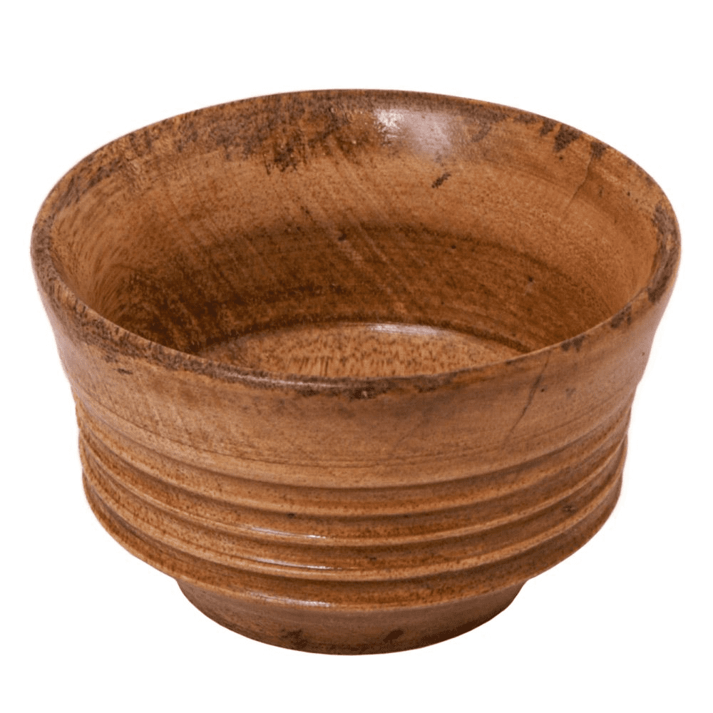 Small Wood Bowl , Early Middle Ages
