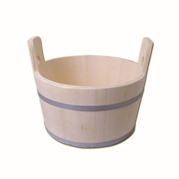 Water Tub from Spruce Wood , approx 15L