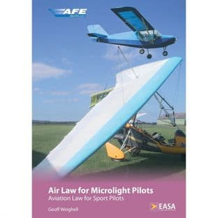 Air Law for Microlight Pilots, by Geoff Weighell