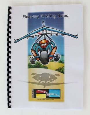 Flylight Flexwing Microlight Briefing Notes