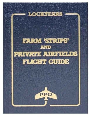 Lockyears Farm Strips and Private Airfields Pocket Book