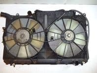 2002 LEXUS IS200 2.0 VVTI COMPLETE RADIATOR WITH COOLING FANS + EXPANSION BOTTLE