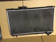 99-05 LEXUS IS200 COOLING RADIATOR FOR 2.0 ENGINE WITH MANUAL TRANSMISSION 1GFE XE10