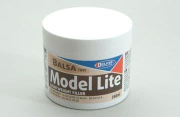 Deluxe Materials Model Lite Lightweight Filler (Balsa)