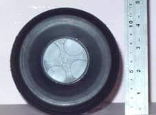 Hurricane scale wheels  (pair)