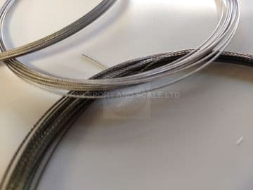 Nylon Coated Braided Stainless Steel Wire