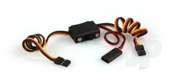 Switch Harness + Charge Lead (Hitec) 54401