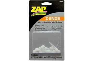 Zap Z-Ends - 305mm Tubing (10 Tips)