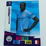 #31 Benjamin Mendy Manchester City Panini Adrenalyn 2020/21 trading card