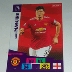 #49  Harry McGuire Manchester United Panini Adrenalyn 2020/21 trading card