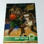 1994-95 Hoops Supreme Court #SC45 Gary Payton basketball card @sold@