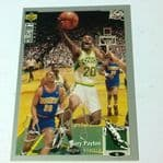 1994-95 Upper Deck Collector's Choice Silver Signature #220 Gary Payton Card @sold@