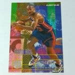 1995-96 Fleer Detroit Pistons Basketball Card #51 Grant Hill @sold@