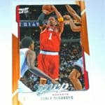 2008-09 Upper Deck MVP Houston Rockets Basketball Card #54 Tracy McGrady @sold@