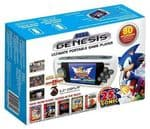 Arcade Ultimate Sega Genesis Portable 80 Games Sonic 25th Anniversary Edition Console