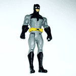 bootleg Batman action figure modern issue stamped but chinese fake