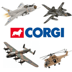 Corgi Aviation Diecast models