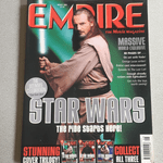 Empire Magazine August 1999 issue 122 Star Wars