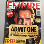 Empire Magazine June 1993 issue 48 Ultimate Summer Preview