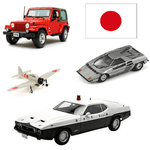 Japanese Die-cast
