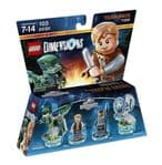Lego Dimensions starter pack jurassic world