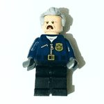 Lego Marvel Super Heroes Captain Stacy minifigure (76059) (76060) @sold@
