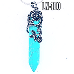 Light Turquoise Large Vogel Wand