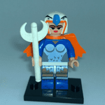 Masters of the Universe Sorceress Lego style Minifigure (1)