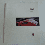 Rover 200 1998 Sales Brochure