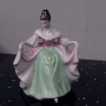 Royal Doulton HN 3219 Sara designed by peggy davies @sold@ 1980 figurine
