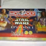 Star Wars Episode 1 Monopoly board game @sold@