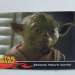 Star Wars Revenge of the sith #38 Trading card